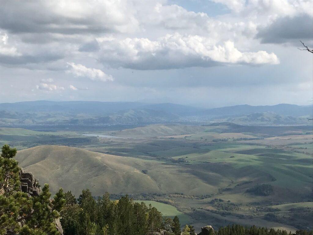 Медитативная работа на месте силы горы Бабырган в Горном Алтае 09.09.2018 г.