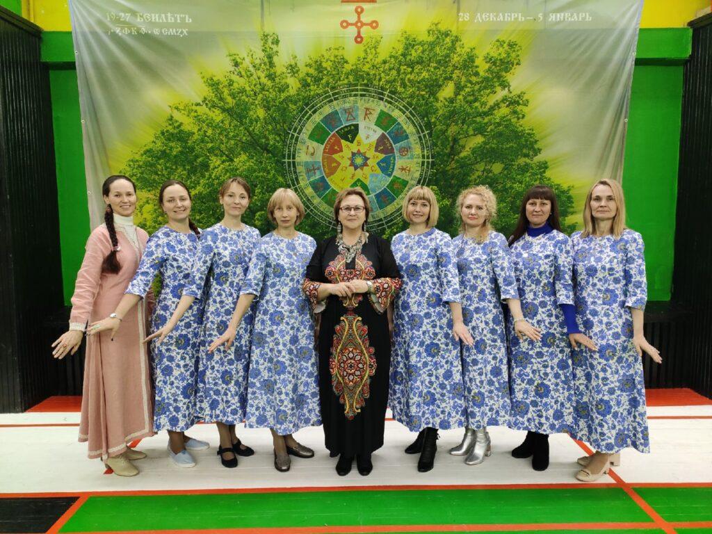 НОВОЛЕТНИЙ ФЕСТИВАЛЬ Токаревой Н.П. 2020-2021