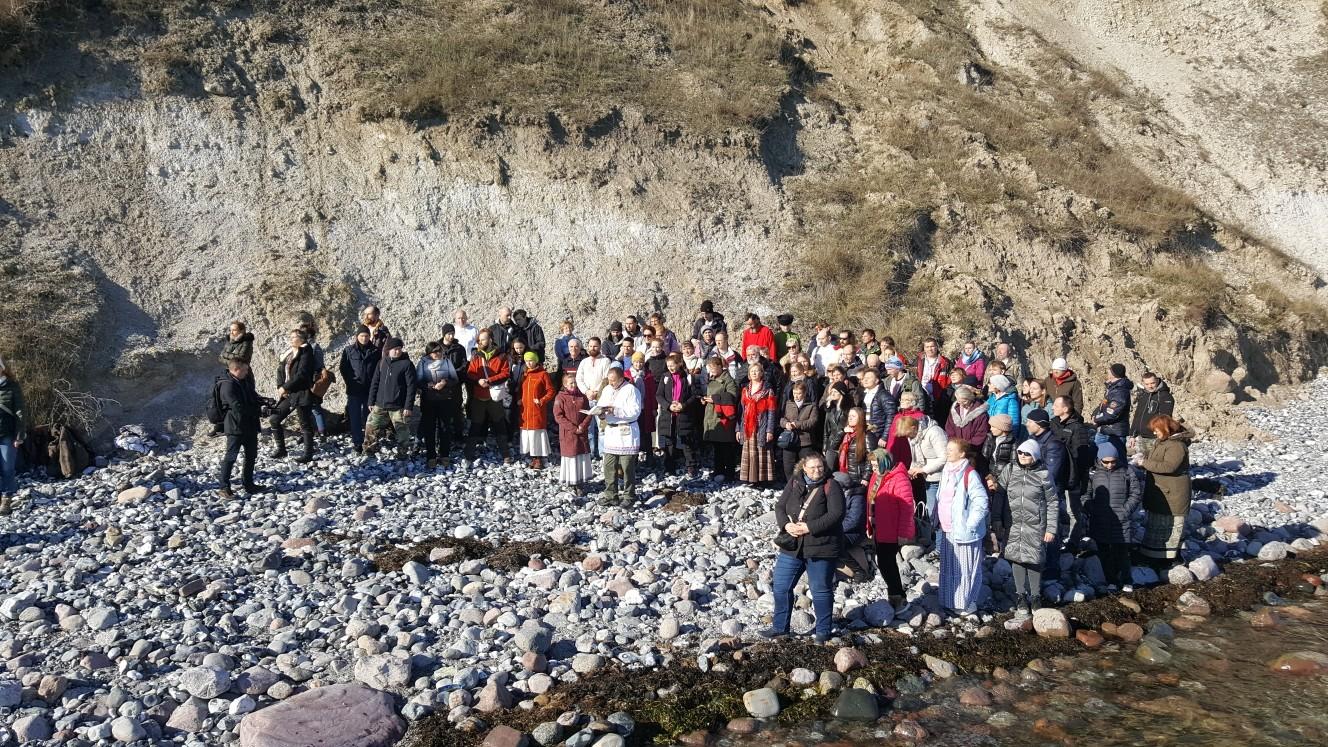 Путешествие на остров Рюген-Руян, Германия (18-21 марта 2019 г.)