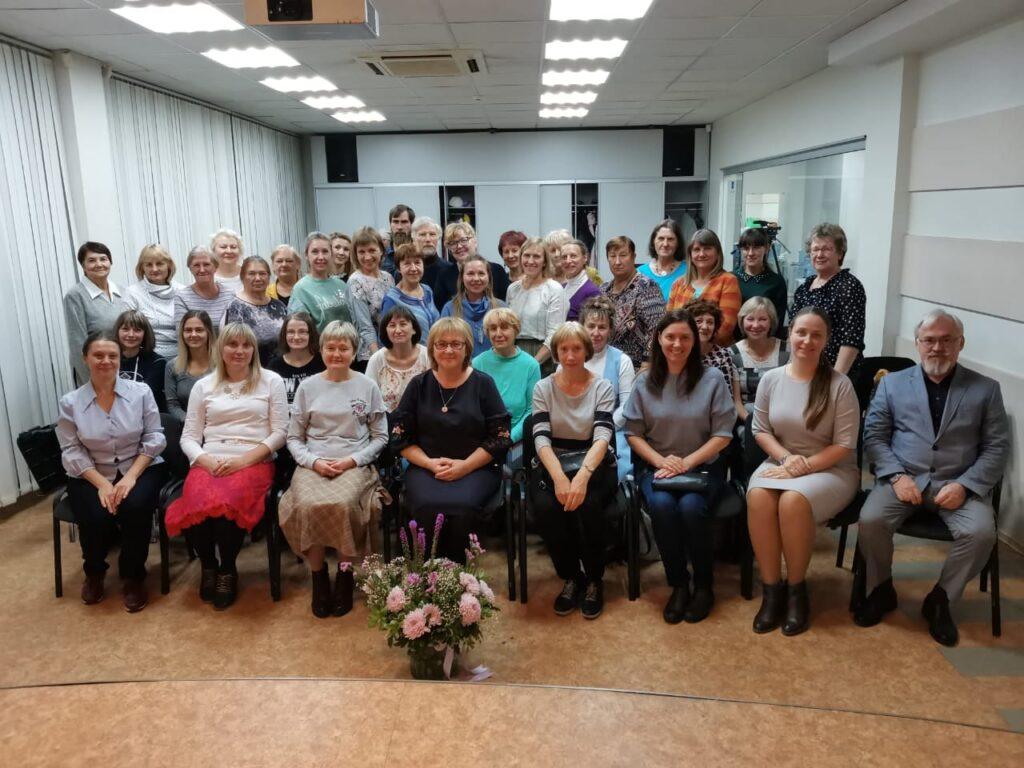 3-4 октября 2020 г. Большой семинар. Новосибирск.