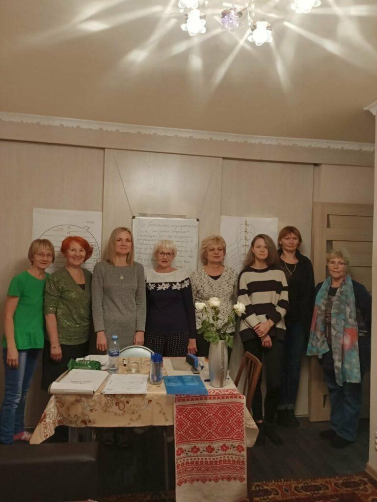 28-29 ноября 2020 г. Новичковый семинар. Мурманск.