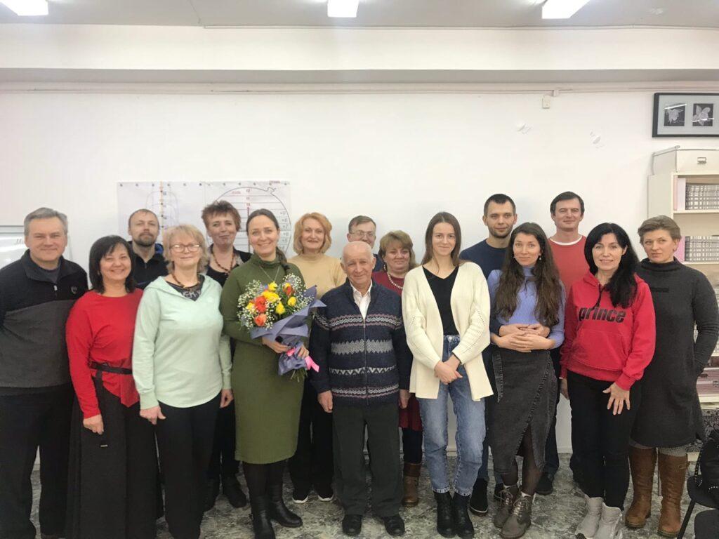 23-24 января 2021 г. Новичковый семинар. Минск (Беларусь).