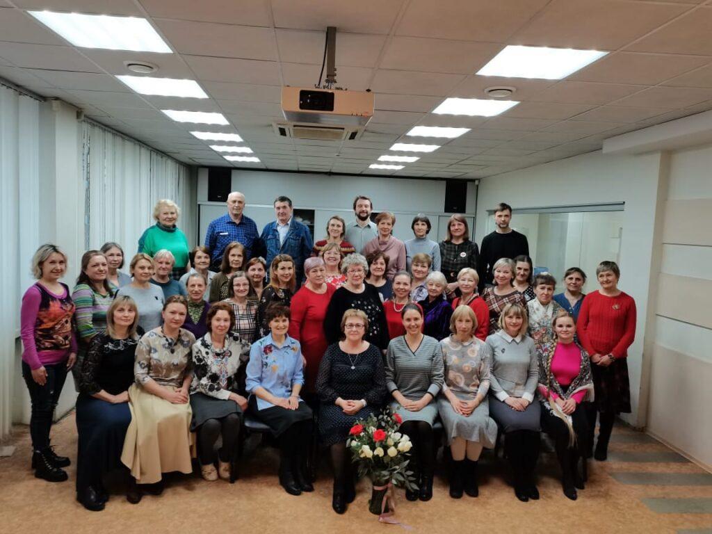 13-14 марта 2021 г. Большой семинар. Новосибирск.